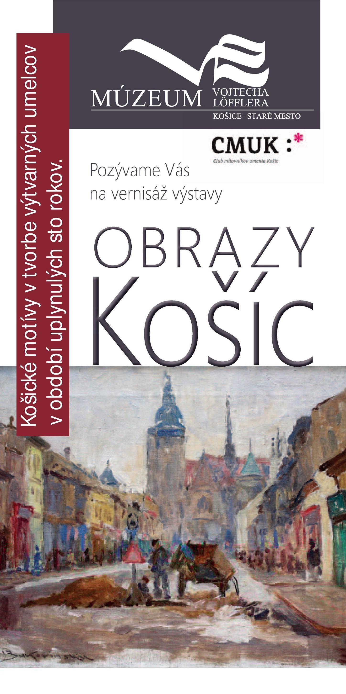 20140502 - Výstava - Obrazy Košíc